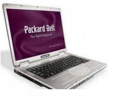 Pc portable pakard bell celeron