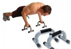 Push-up stand - Traction