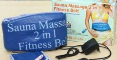 Sauna-massage Fitness Belt 2 en 1 - Image 3/3