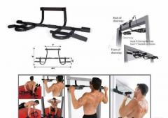 Barre fixe-Total upper body workout extreme pro