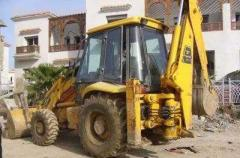 Tractopelle JCB 1996