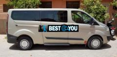 Ford turneo -2014