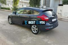 Ford Focus Diesel tt option -2014