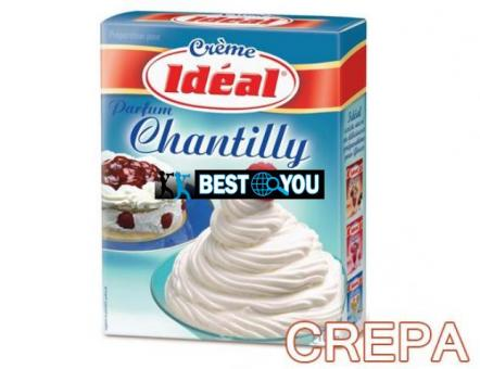 Crème chantilly Ideal