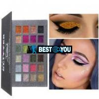 WOMANITY WO0030NEW Huda Beauty The New Nude Eye Shadow Palette 24Colours Glitter Eyeshadow NKG