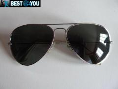 LUNETTE HOMME VINTAGE RAY BAN MODELE LARGE 2 COL WHITE