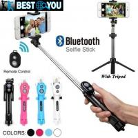 Multitaction Extensible Trépied Multitaction Selfie Self Stick Self Stick Monopode Trépied Télécomma