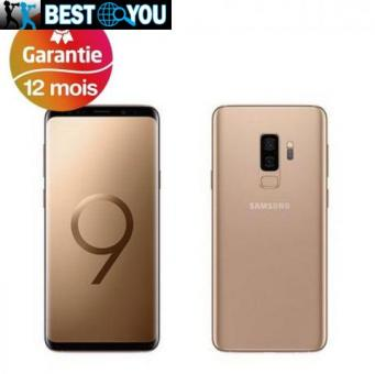 "Samsung Galaxy S9 + 256Go - 6.2 ""- 6Go - Android - 4G - Lever du soleil"