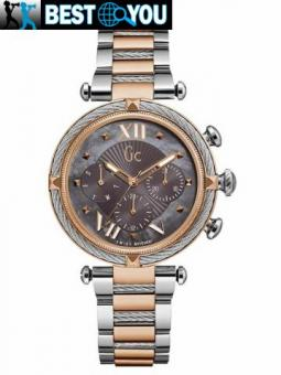 GUESS COLLECTION GC CABLECHIC Y16015L5 - montre femmes