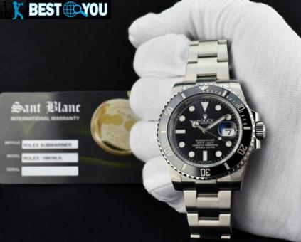 ROLEX SUBMARINE BLACK