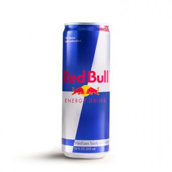 NOS BOISSONS FRAÎCHES : RED BULL