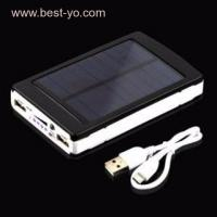 Chargeur power bank solaire
