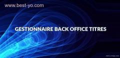 Devenir gestionnaire back office confirme-Agadir